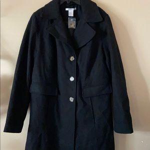 K Jordan coat nwot